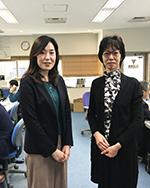 新横浜の業務部